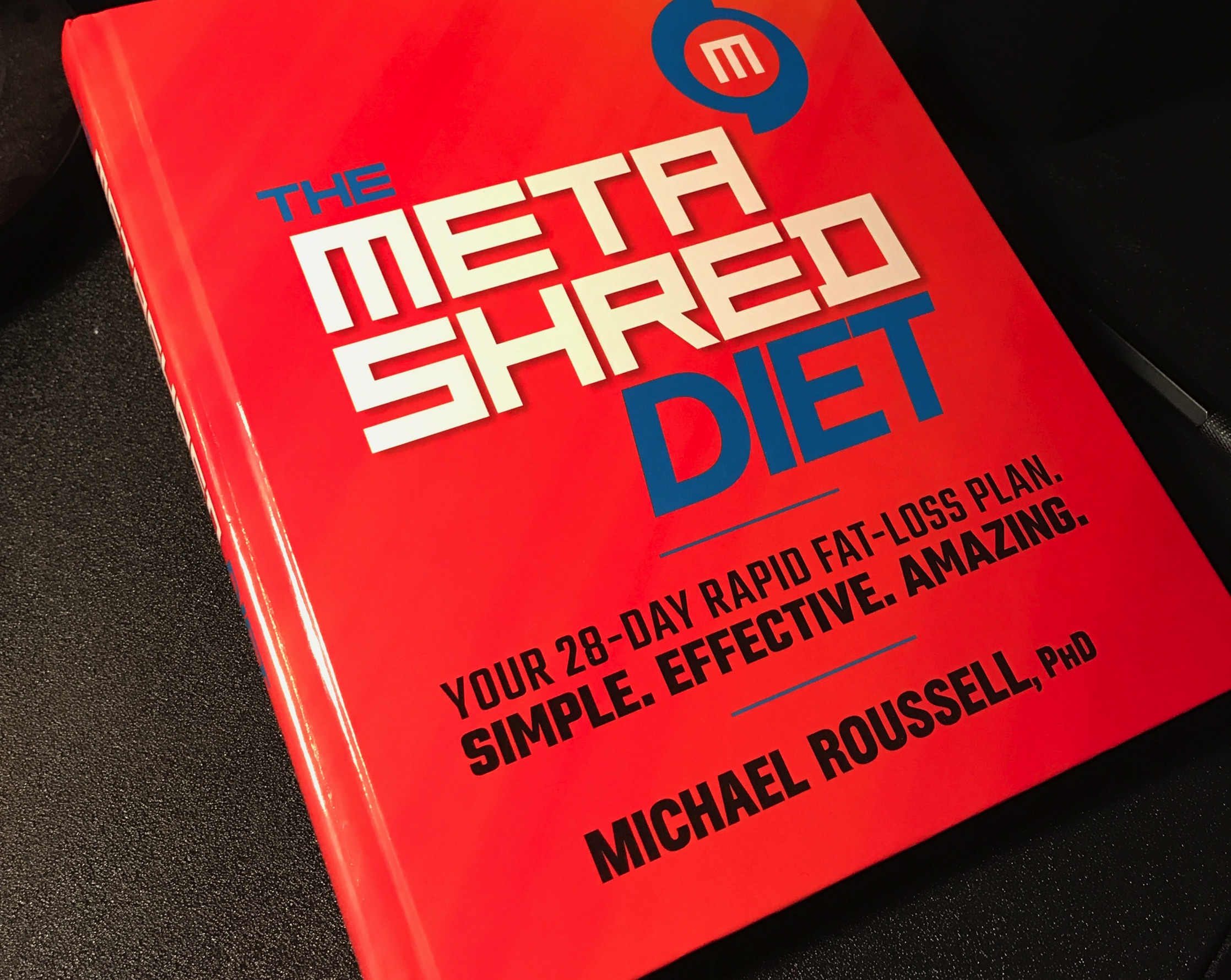 My Incredibly Biased Review of The MetaShred Diet by Michael